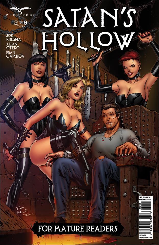 Satan's Hollow 2-A