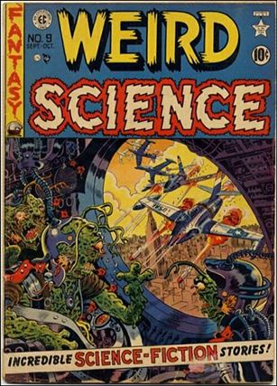 Weird Science (1950) 9-A