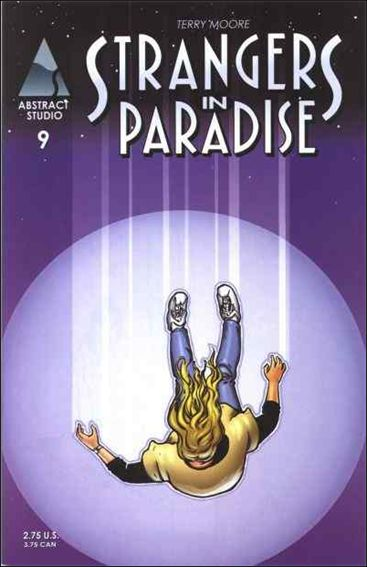 Terry Moore's Strangers in Paradise 9-A by Abstract Studio