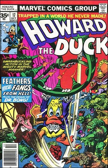 Howard the Duck (1976) 17-B by Marvel