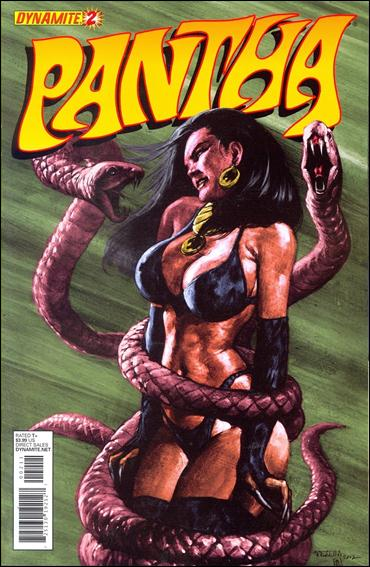 Pantha 2-A by Dynamite Entertainment