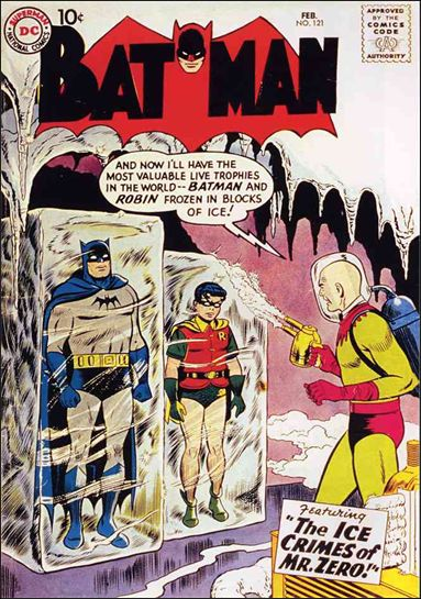 Batman (1940) 121-A by DC