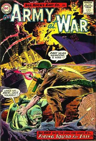 Our Army at War (1952) 139-A by DC