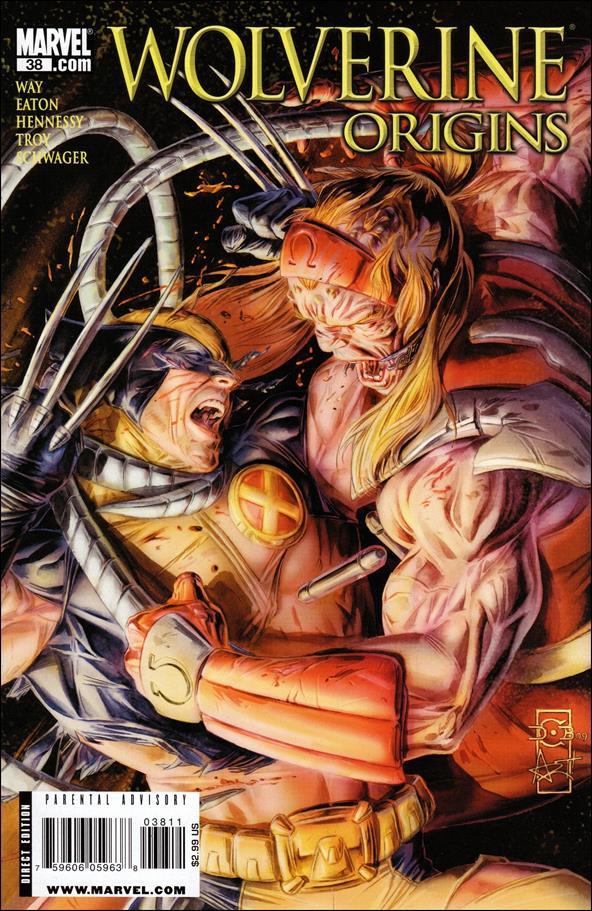 Wolverine: Origins 38-A by Marvel
