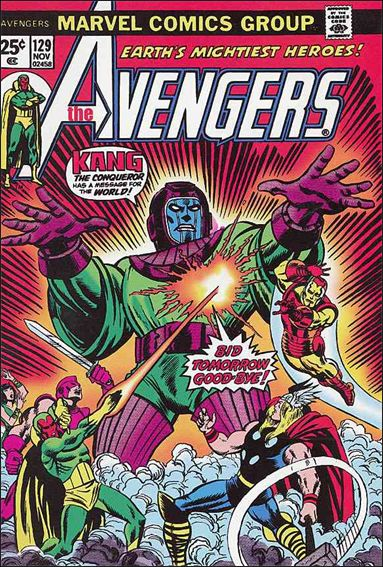 Avengers (1963) 129-A by Marvel