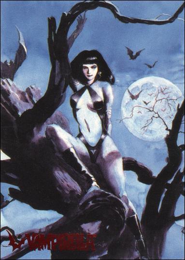 Visions of Vampirella 60-A by Topps
