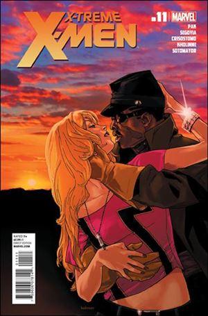 X-Treme X-Men (2012) 11-A