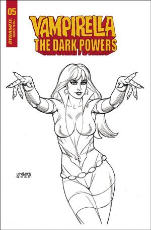 Vampirella: The Dark Powers 5-N