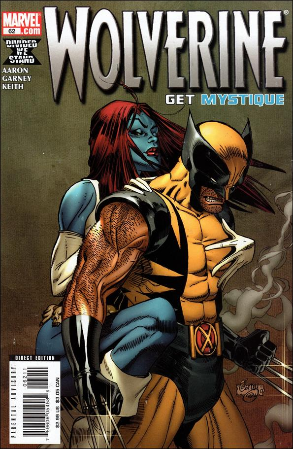 Wolverine (2003)  62-A by Marvel