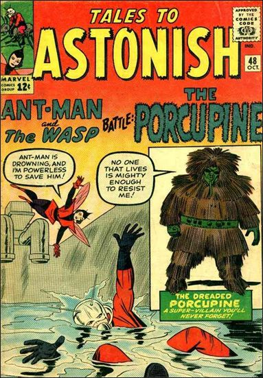 Tales to Astonish (1959) 48-A by Marvel