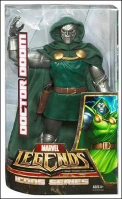 Marvel Legends (Icons Series) Doctor Doom by Hasbro