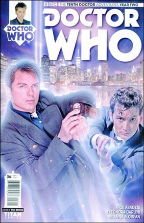 Doctor Who: The Tenth Doctor Year Two 6-B