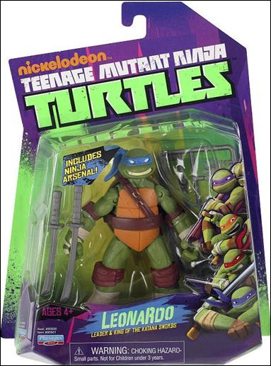 Teenage Mutant Ninja Turtles (2012) Leonardo by Playmates