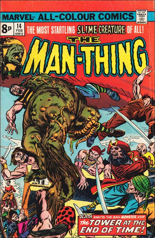 Man-Thing (1974) 14-B by Marvel