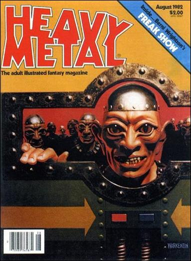 Heavy Metal 65-A by HM Communications