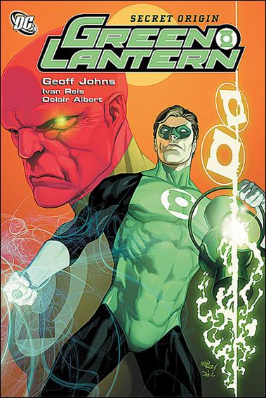 Green Lantern: Secret Origin 1-A by DC