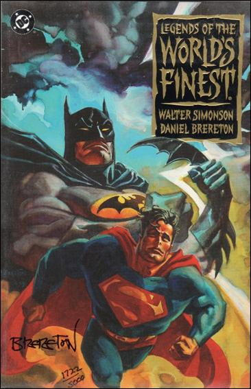 Legends of the World's Finest 1-B by DC