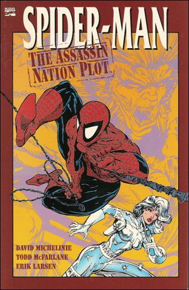 Spider-Man: The Assassin Nation Plot 1-A by Marvel