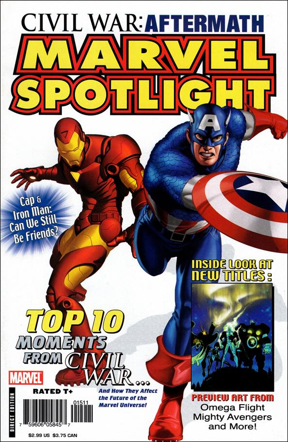Marvel Spotlight: Civil War Aftermath nn-A by Marvel