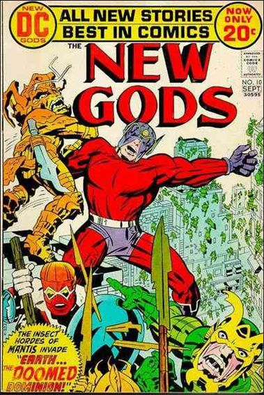 New Gods (1971) 10-A by DC