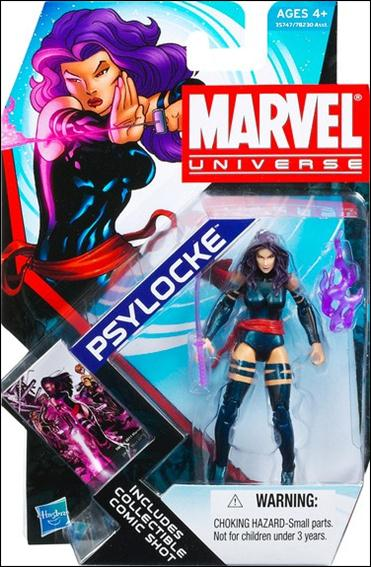 Marvel Universe (Series 4) Psylocke by Hasbro