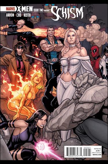 X-Men: Schism 2-B by Marvel