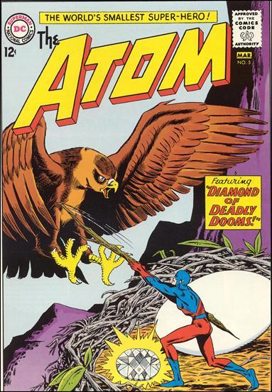 Atom 5-A by DC
