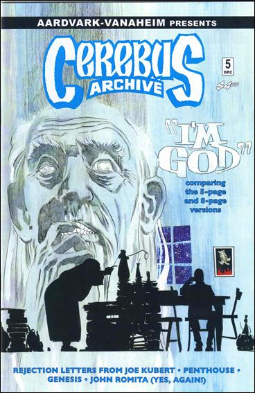 Cerebus Archives 5-A by Aardvark-Vanaheim