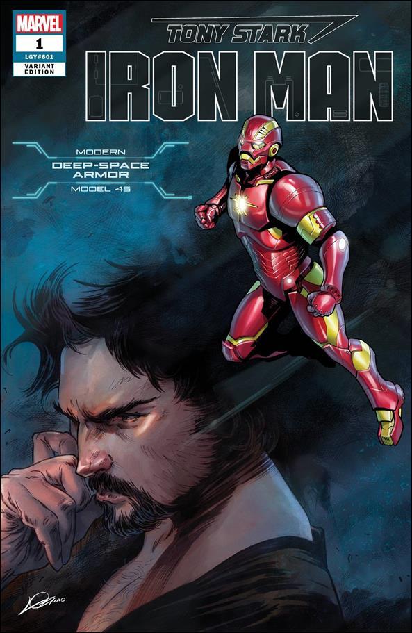 Tony Stark: Iron Man 1-BE by Marvel