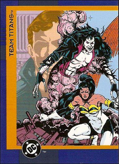 DC Cosmic Teams (Base Set) 13-A by SkyBox
