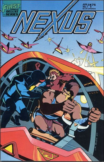 Nexus (1985) 7-A by First