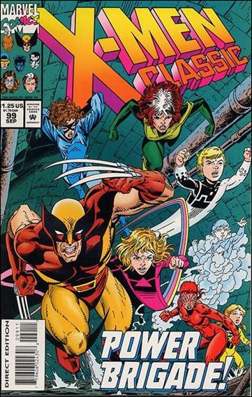 X-Men Classic 99-A by Marvel