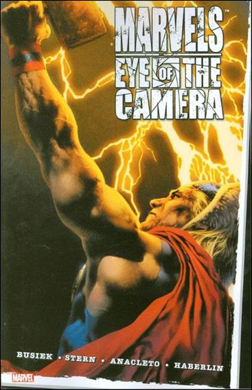 Marvels: Eye of the Camera nn-A by Marvel