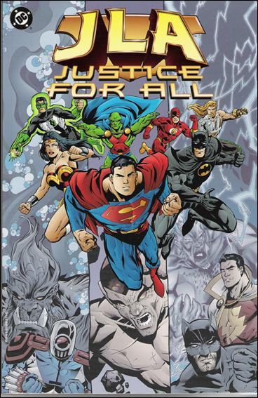 JLA 5-A by DC