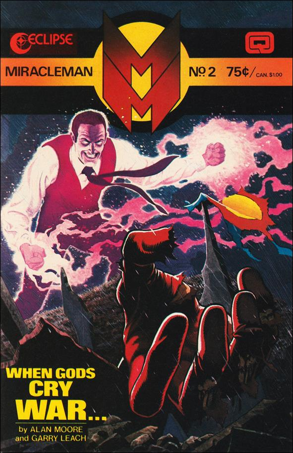 Miracleman (1985) 2-A by Eclipse