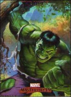2007 Marvel Masterpieces (Base Set) 37-A by SkyBox
