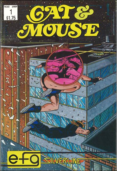 Cat & Mouse (1989) 1-A by EF Graphics