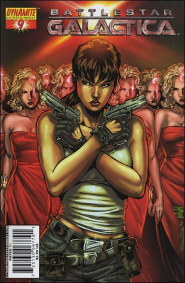 Battlestar Galactica (2006) 9-B by Dynamite Entertainment