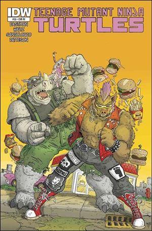 Teenage Mutant Ninja Turtles (2011) 39-C
