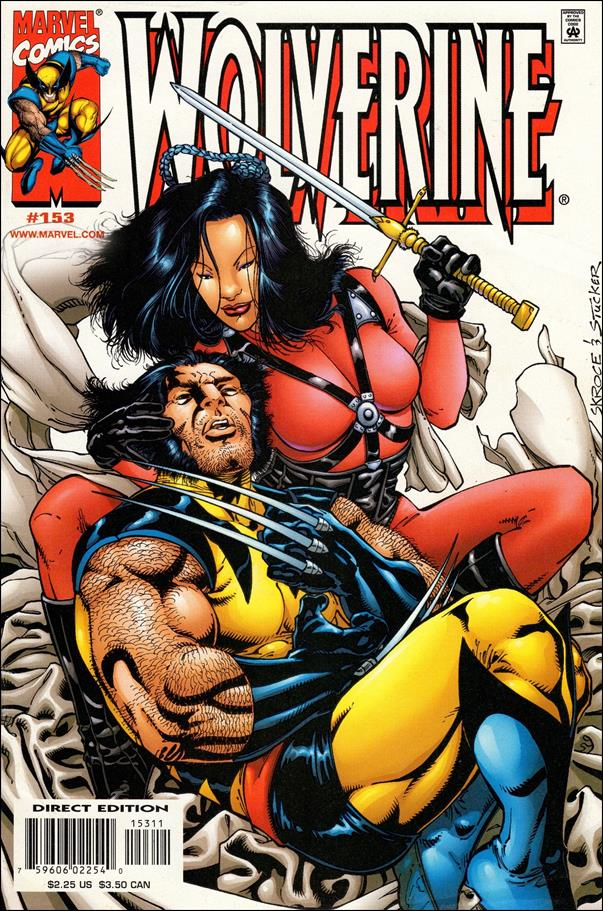 Wolverine (1988)  153-A by Marvel