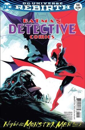 Detective Comics (1937) 941-B