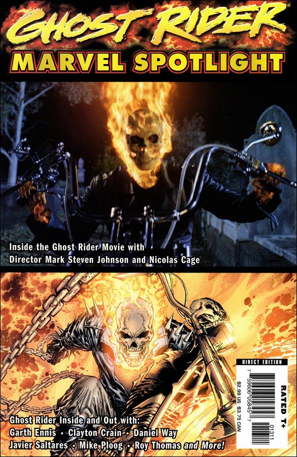 Marvel Spotlight: Ghost Rider 1-A by Marvel