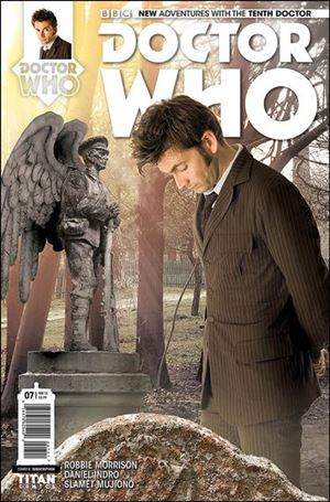 Doctor Who: The Tenth Doctor 7-B