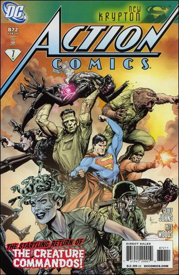 Action Comics (1938) 872-A by DC