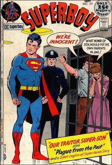 Superboy (1949) 177-A by DC