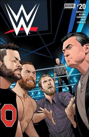 WWE 20-A