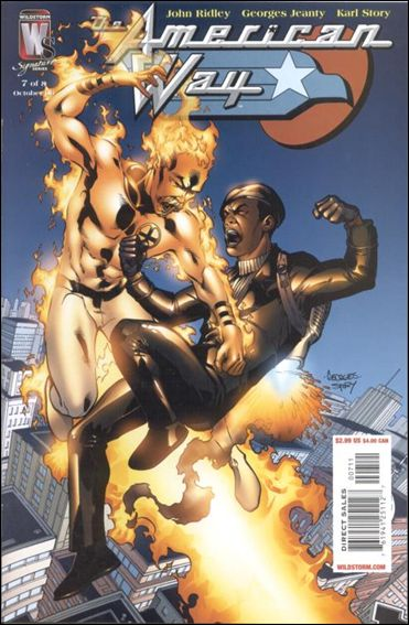 American Way 7-A by WildStorm Signature