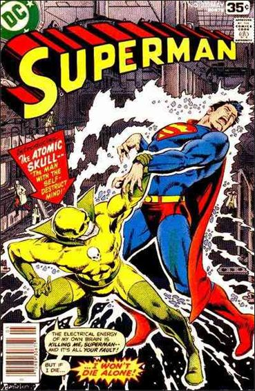 Superman (1939) 323-A by DC