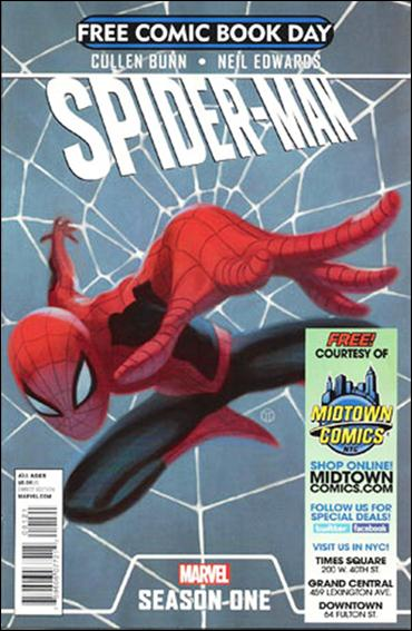 Free Comic Book Day 2012 (Spider-Man: Season One) 1-B by Marvel