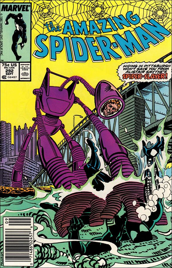 Amazing Spider-Man (1963) 292-A by Marvel